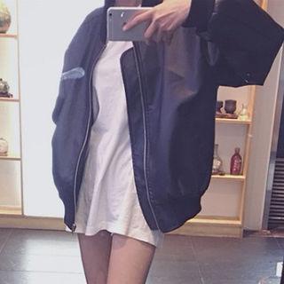 MA-1 ジャケット 黒