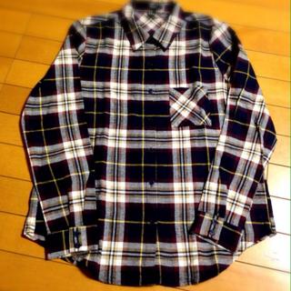 F21?チェックシャツ