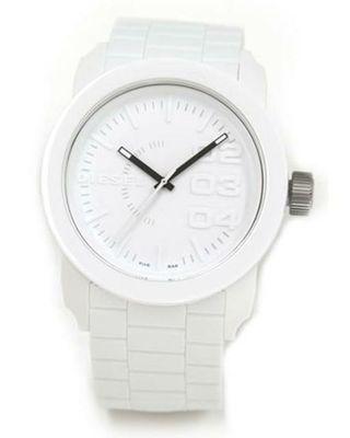 ディーゼル ダイヤルのインパクトインデックス腕時計