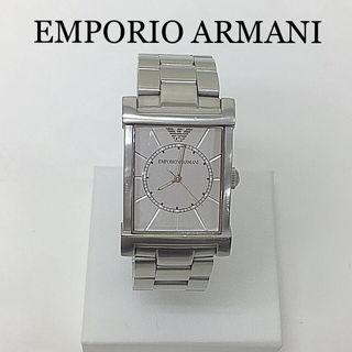 鑑定済み正規品 アルマーニ腕時計