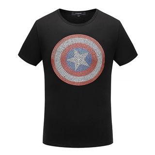 超人気 ヴェルサーチ 新品Tシャツ 2色 国内発送
