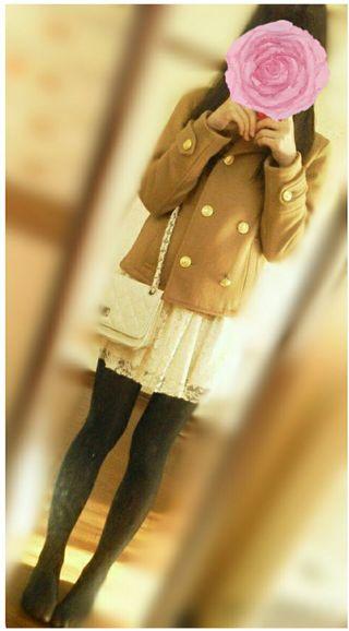 ハニーズのコート
