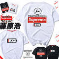 SUPREME 男女兼用 人気Tシャツ