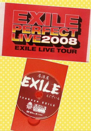 PERFECT LIVE 2008/パンフDVD付き