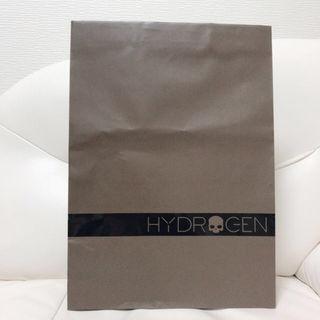 ハイドロゲン ショップ袋