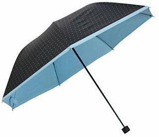 新品UVカット 折りたたみ 日傘 晴雨 兼用 ハンドタオル