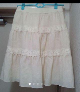 minimumminimum スカート