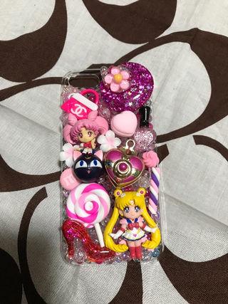 セーラームーン☆iPhone7 iPhone8