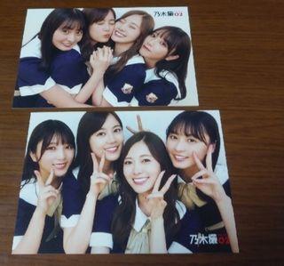 乃木撮2 ポストカードセット