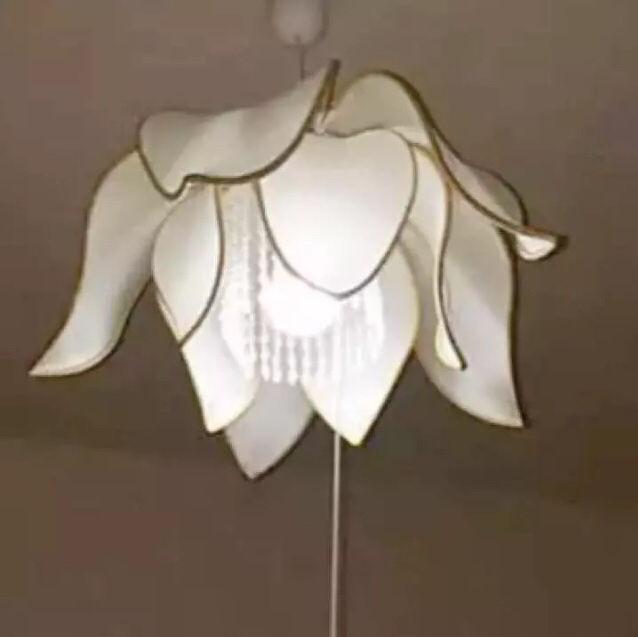 ペンダントライト 天井照明 ロータス 蓮子の花型 - フリマアプリ&サイトShoppies[ショッピーズ]