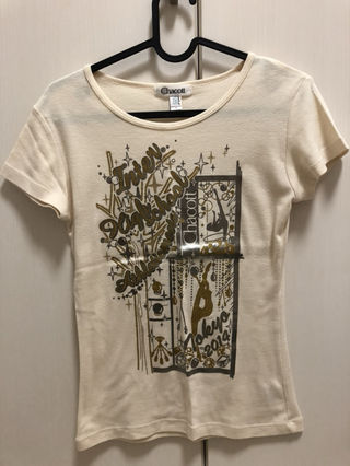 チャコットTシャツ