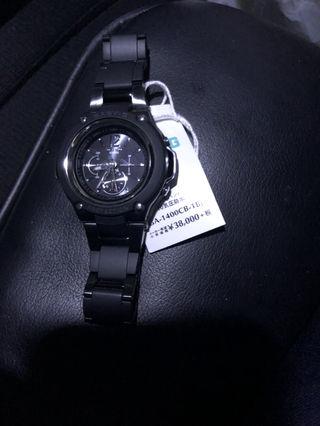 ベビーGソーラー電波時計