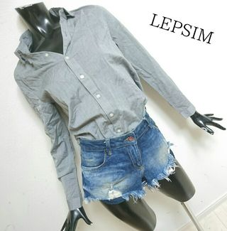 LEPSIM*シャツ