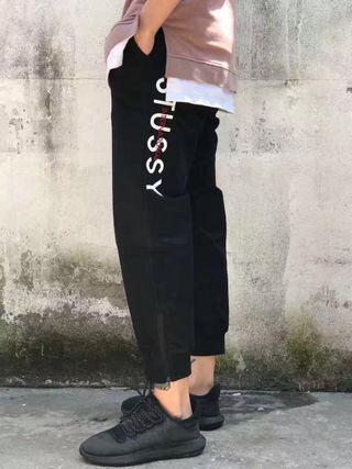 stussy パンツ  男女兼用