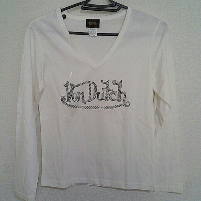 VonDutchロゴT(Von Dutch(ボンダッチ) ) - フリマアプリ&サイトShoppies[ショッピーズ]
