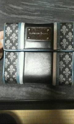 パトリックコックス2つ折り財布