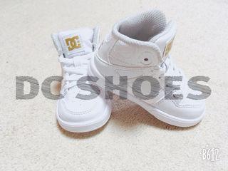 DCshoes ハイカットスニーカー 子供 12cm