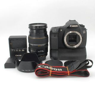 プロ顔負けの写真撮影キヤノン 60D レンズ&BG付き