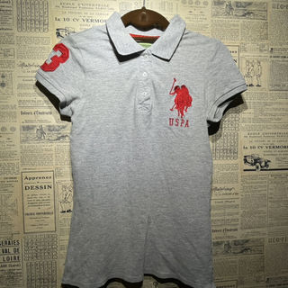 U.S POLO ASSN ユーエスポロアッスン ポロシャツ