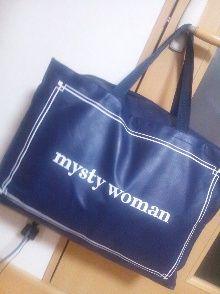 mysty woman2012年  Happy Bag