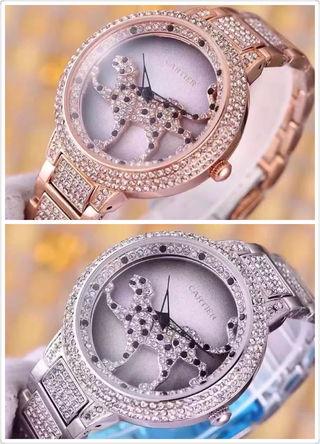 新入荷 素敵な腕時計 2色有り