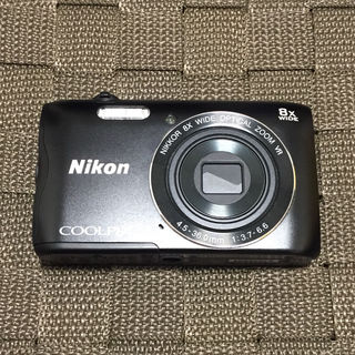Nikon デジタルカメラ COOLPIX A300