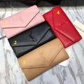 大人気 ysl15 長財布 選べるカラー