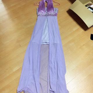キャバ ドレス ミニロング