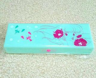 クリィミーマミ プラスチックペンケース
