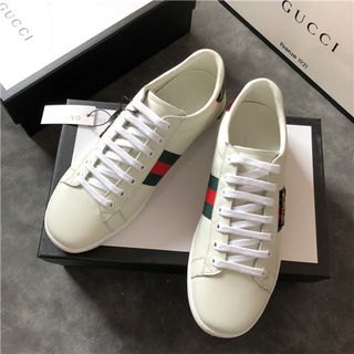 新入荷 人気 カップル Gucci スニーカー 国内発送