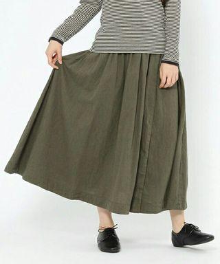studio CLIPロングスカート