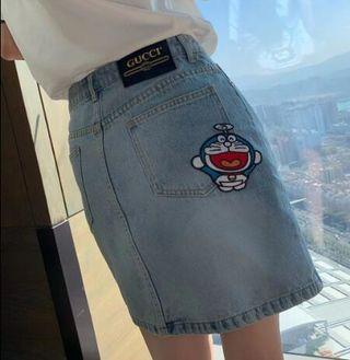 人気新品ひざ丈スカート  Y31 B11