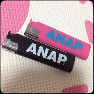 送料込 ANAP  ライター