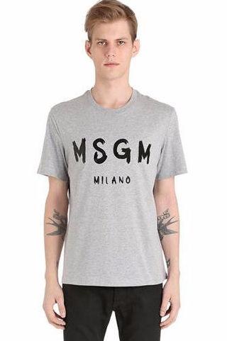 MSGM  ギャルソン  Tシャツ 半袖  カットソー