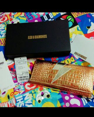 ASH&DIAMONDS イナズマ財布