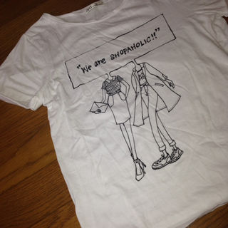ロゴ イラスト かわいい インパクト Tシャツ
