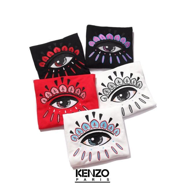 KENZOパーカー 刺繍ロゴ KC-37(KENZO(ケンゾー) ) - フリマアプリ&サイトShoppies[ショッピーズ]
