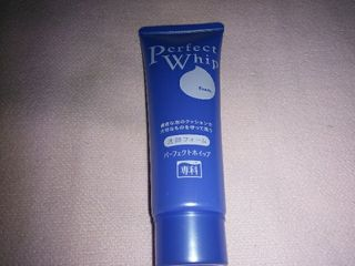 洗顔専科パーフェクトホイップ洗顔フォーム40g