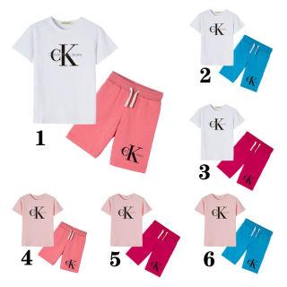 Calvin Klein キッズ 人気 セットアップ