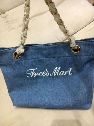 Free's Mart トートバッグ
