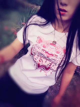 kenzo レディース Tシャツ