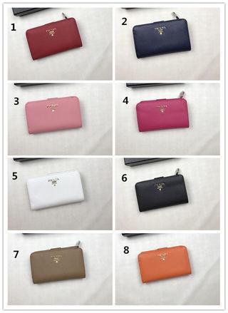 大人気品 Prada 財布 プラダpx02 選べるカラー