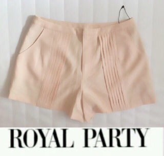 ROYAL PARTYショーパンPinkBeige