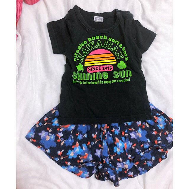 babygap スカパン  Tシャツセット