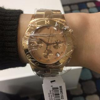 注目アイテム☆マークバイマークジェイコブス 腕時計