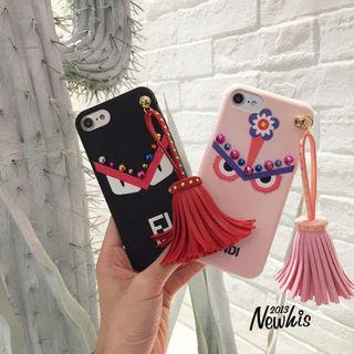 フェンディ ケース iPhone専用 携帯 カバー 2色