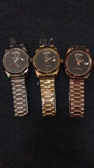 ロレックス デイデイト 自動巻き 腕時計
