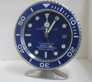 国内発送ロレックス サブマリーナ置き時計