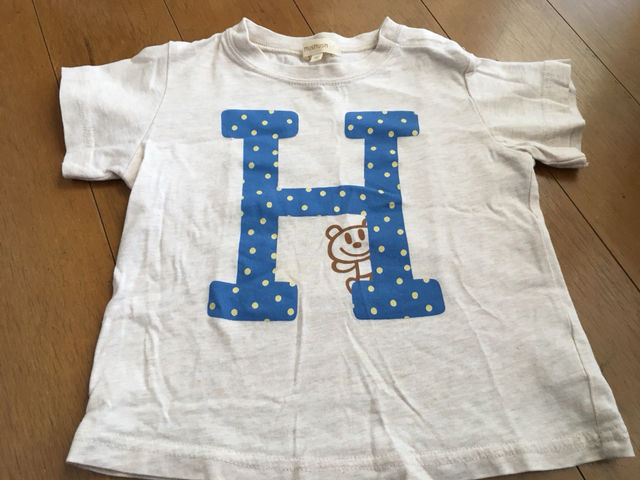 90cm/半袖シャツ
