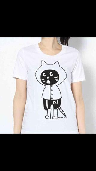 ネネットにゃーTシャツ